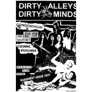 DIRTY ALLEYS DIRTY MINDS